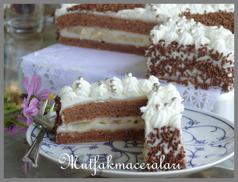 Kolay Ve Güzel Pasta Mutfak Maceraları